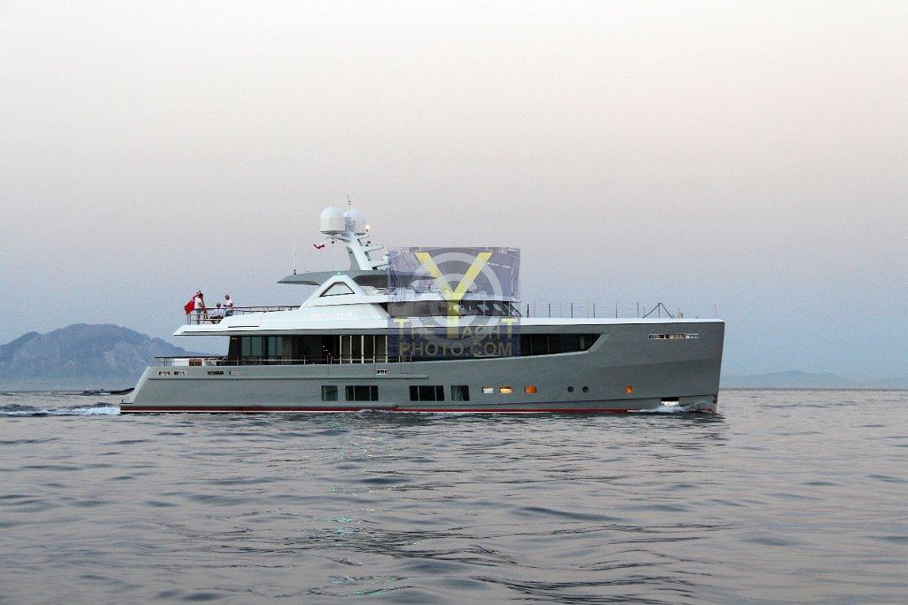 Motor Yacht DELTA ONE - Mulder Shipyard - 36m - 2017