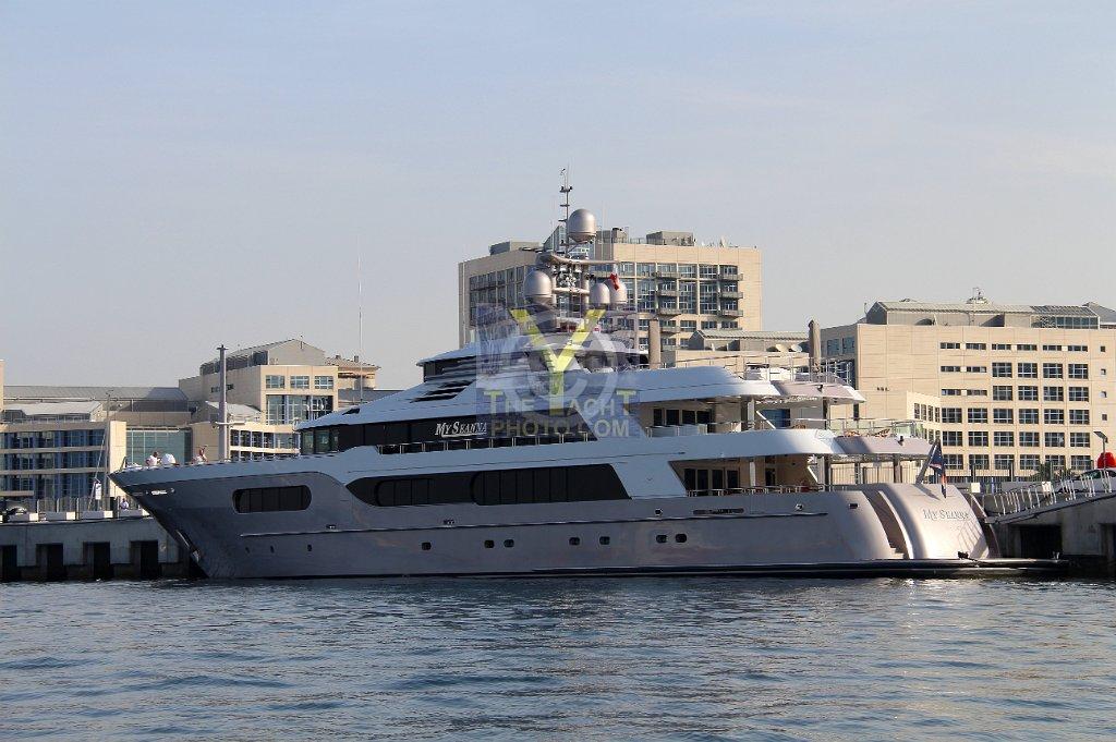 Motor Yacht MY SEANNA (ex Gallant Lady, Newvida) - Delta