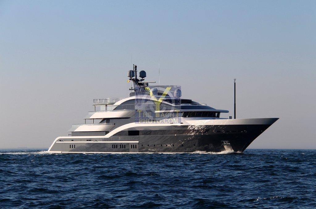 Motor Yacht DAR - Oceanco - 90m - 2018
