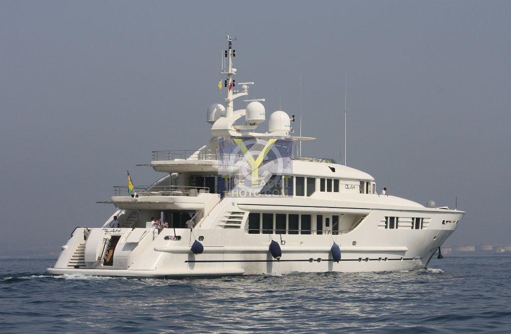 Motor Yacht ROLA (ex White Lie, Kolaha, Olah) - ISA Yachts